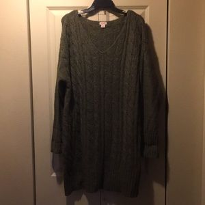 Missimo oversized sweater dress